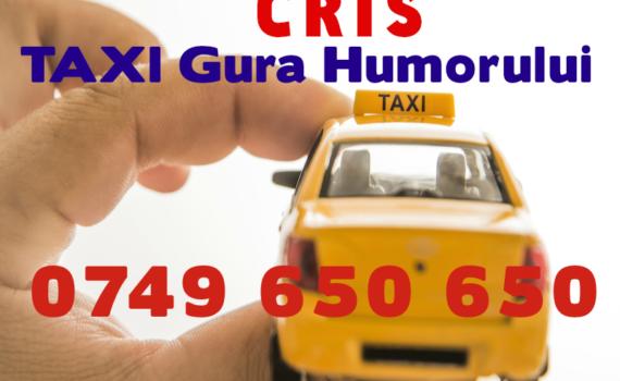 taxi humorului