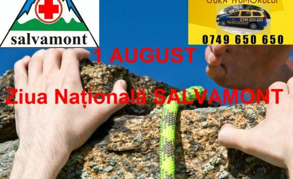 ziua nationala salvamont